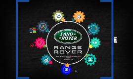 Land Rover Marketing Plan