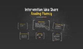 Intervention Idea Share
