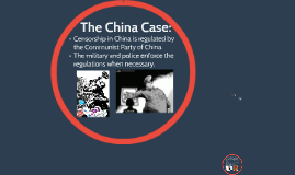 Censorship in Communist Cuba and China.