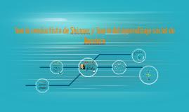 Copy of Teoría conductista de B.F. Skinner y Teoría del aprendizaje