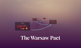 The Warsaw Pact