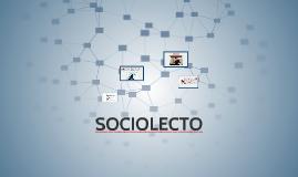 SOCIOLECTO