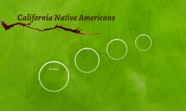 California Native Americans
