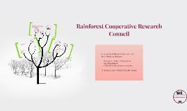 Rainforest Cooperative Research Council
