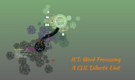 ICT: Word Processing
