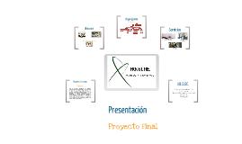 Proyecto Final: Presentación