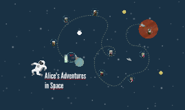 Alice's Adventures in Space