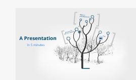 Presentation in 8 mins