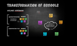Transformation of Schools Project