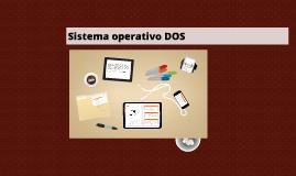 Sistema Operativo DOS