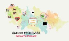 Saturn Open Class