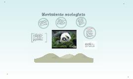 Copy of Movimiento ecologista