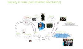 Copy of Society In Iran (Post-Islamic Revolution)