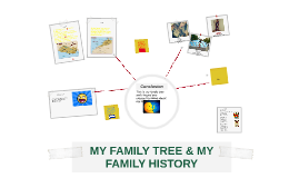 MY FAMILY TREE & MY FAMILY HISTORY