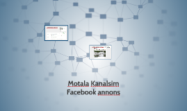 Facebook annons Motala Kanalsim