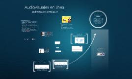 Audiovisuales en línea