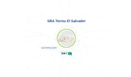 SBA TORRES EL SALVADOR 2