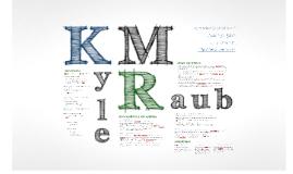 Kyle Raub's Prezumé