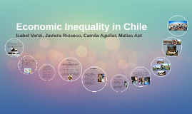 Economic Inequality in Chile