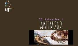 ANIM262 (formerly DA202)
