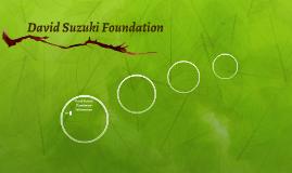 David Suzuki Foundation