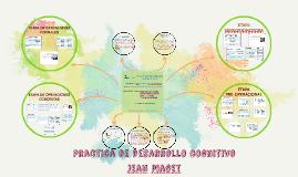 Practica de desarrollo cognitivo Jean piaget