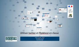 les réseaux sociaux en classe, atelier Canopé /CLEMI