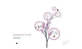 Copy of Sexualization of Girls: Elsa Olson, Women's 100 Final Project