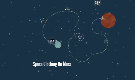 Space Clothing On Mars