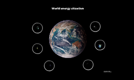 World energy situation