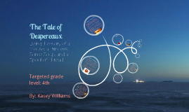 Copy of The Tale of Despereaux