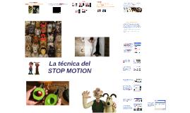 La técnica del STOP MOTION