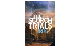 The Scorch Trials by kevin Shiflett