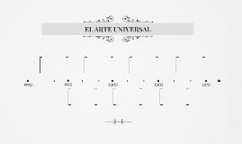 EL ARTE UNIVERSAL