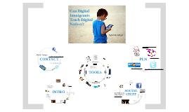Can Digital Immigrants Teach Digital Natives?