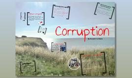 Copy of Corruption