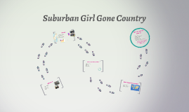 Suburban Girl Gone Country