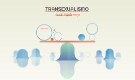 TRANSEXUALISMO