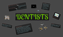 Copy of dentists