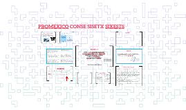 PROMEXICO CONSE SISETX SIXESTS