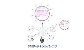 Copy of UNIDAD 4 CONFLICTO