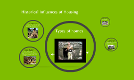 Copy of Historical Influences or Housing