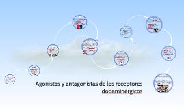 Agonistas y antagonistas de los receptores dopaminérgicos