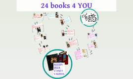 24 books 4 YOU