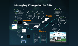 Managing Change in the GSA