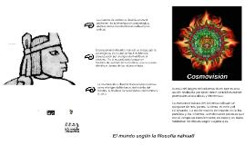 Filosofía Náhuatl