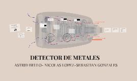 Copy of DETECTOR DE METALES