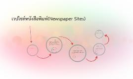 เวปไซต์หนังสือพิมพ์(Newspaper Sites)