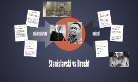 Stanislavski vs Brecht