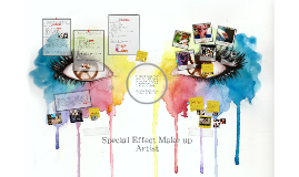 Copy of Special Effect Make up Artist